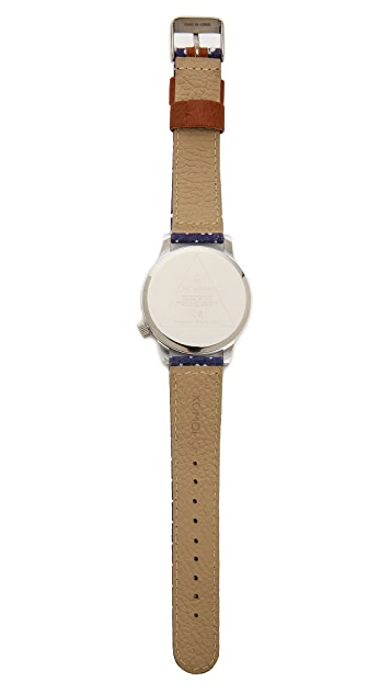 KOMONO Winston Print Watch