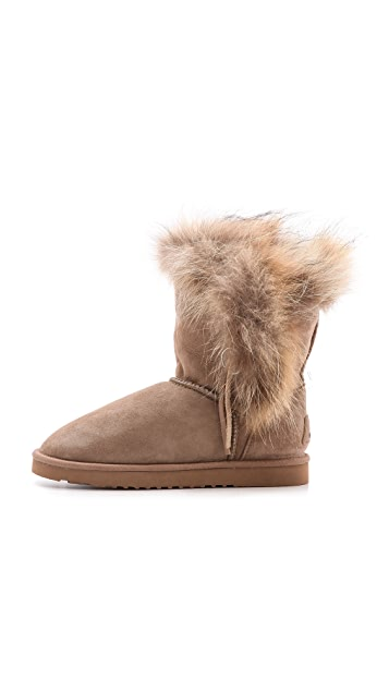 Koolaburra Trishka Fur Booties
