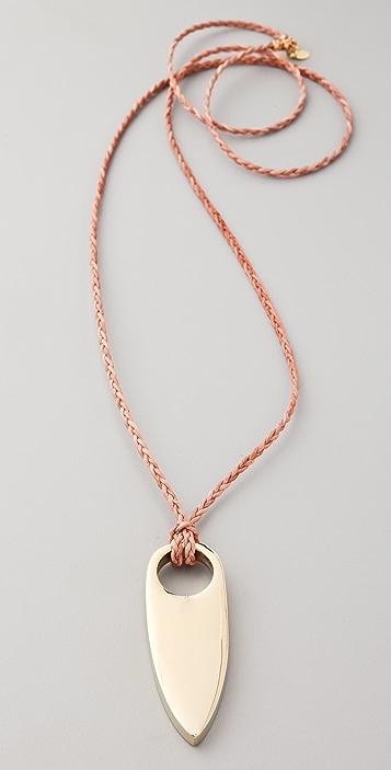 Kora Brass Rae Necklace