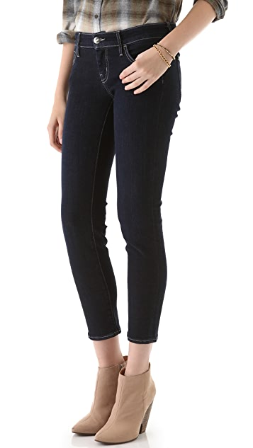 KORAL Low Rise Cigarette Jeans
