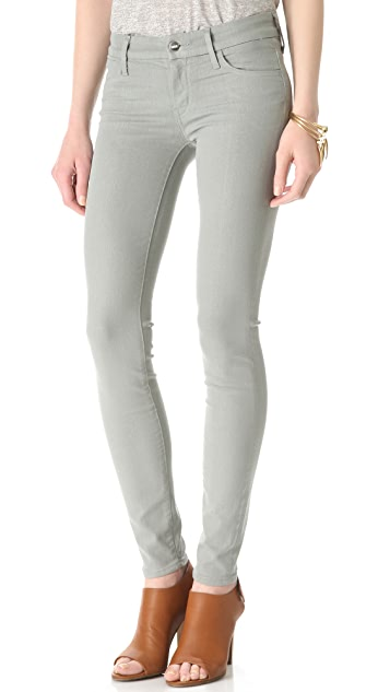 KORAL Coated Skinny Jeans