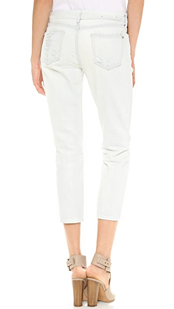 KORAL Crop Relaxed Skinny Jeans
