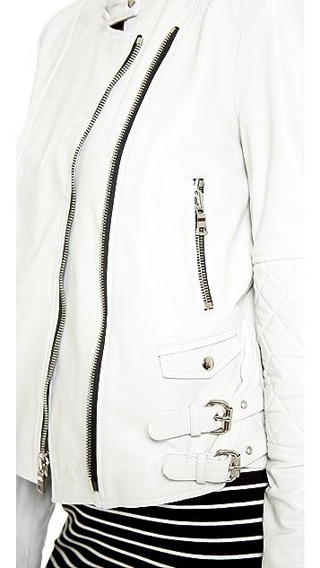 KORAL Olympia Biker Jacket