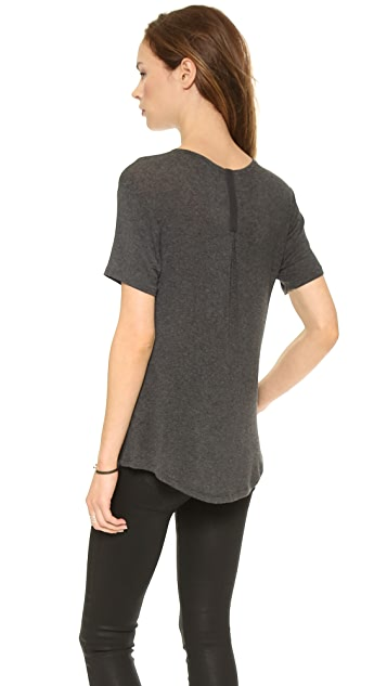 KORAL Short Sleeve Oversized Tee