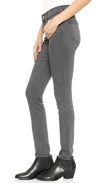 KORAL Mid Rise Legging Jeans