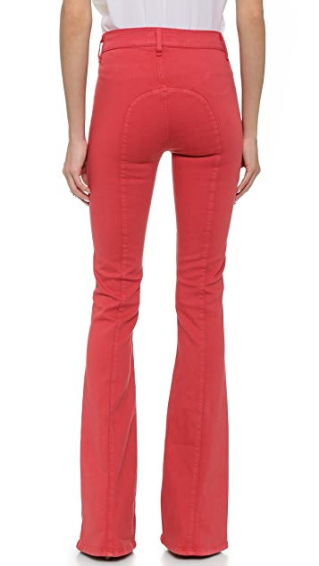 KORAL High Rise Flare Jeans