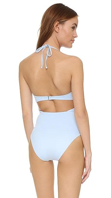 KORE SWIM Flora Air One Piece Swimsuit