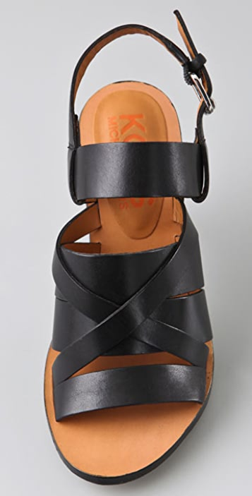 KORS Michael Kors Elodie Multi Band Sandals