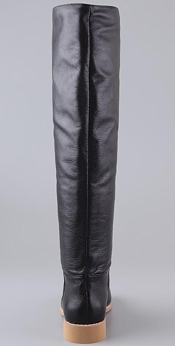 KORS Michael Kors Nanette Flat Boots