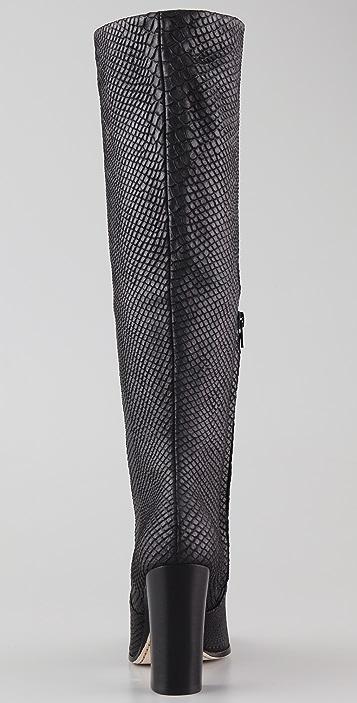 KORS Michael Kors Enola High Heel Boots