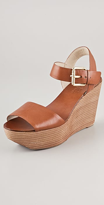 KORS Michael Kors Xaria Wedge Sandals