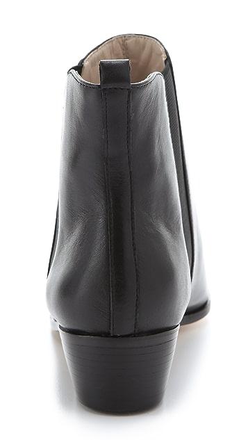 KORS Michael Kors Marden Flat Pull Booties