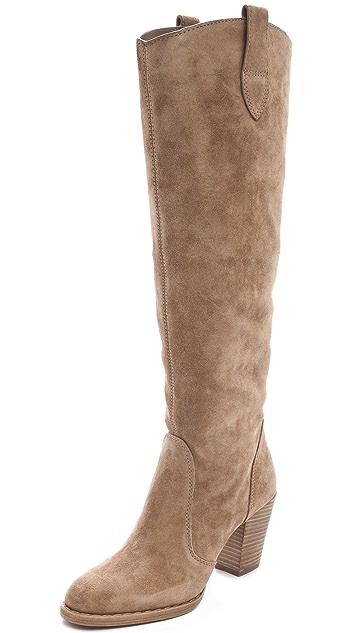 KORS Michael Kors Wystan Unlined Boots