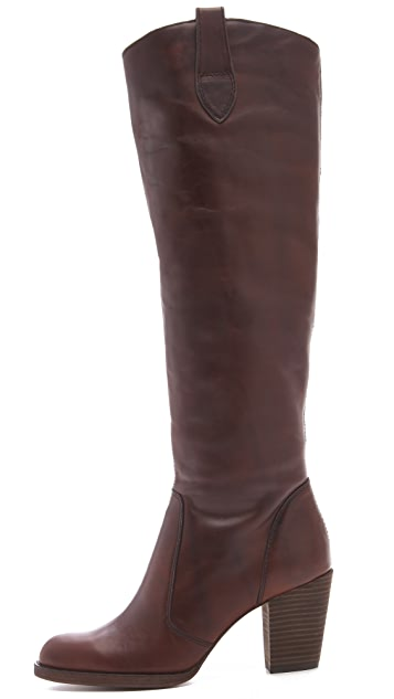 KORS Michael Kors Wystan To the Knee Boots