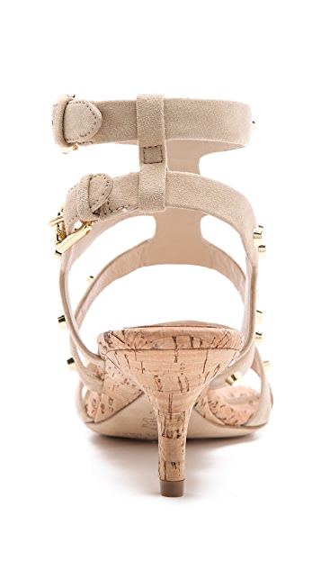 KORS Michael Kors Shay Suede Sandals