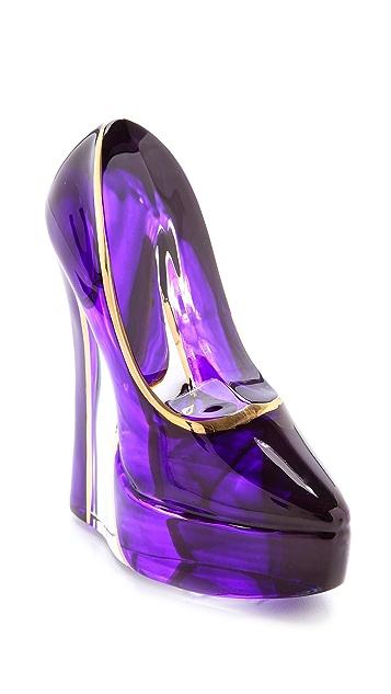 Kosta Boda Stiletto Shoe Paperweight