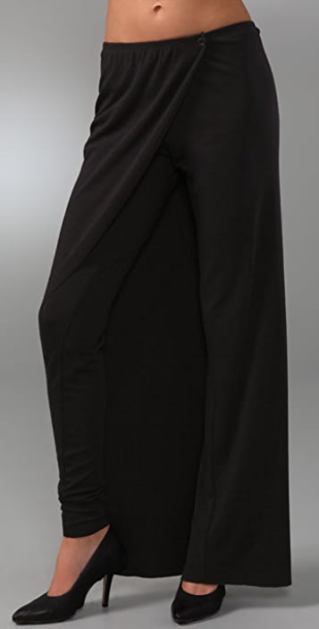 Kimberly Ovitz Willard Wrap Pants