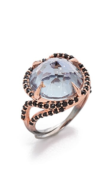 Katie Rowland Dark Forest Ring