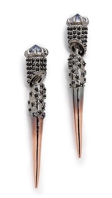 Katie Rowland Stake Earrings