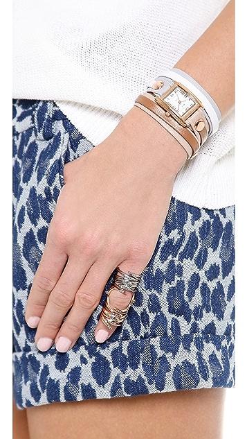 Katie Rowland Carmilla Venom Knuckle Ring