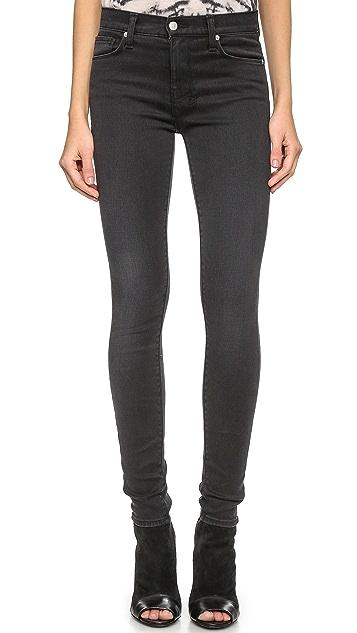 Ksubi High Waist Jeans