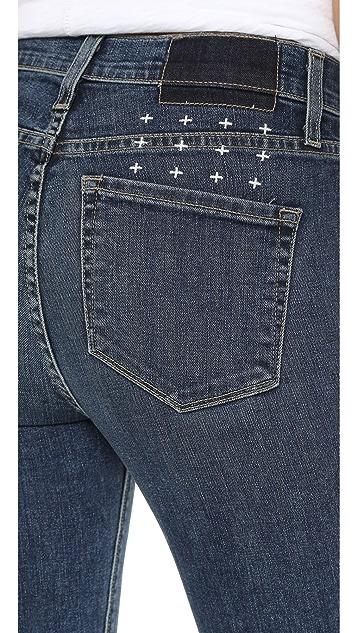 Ksubi 高腰牛仔裤