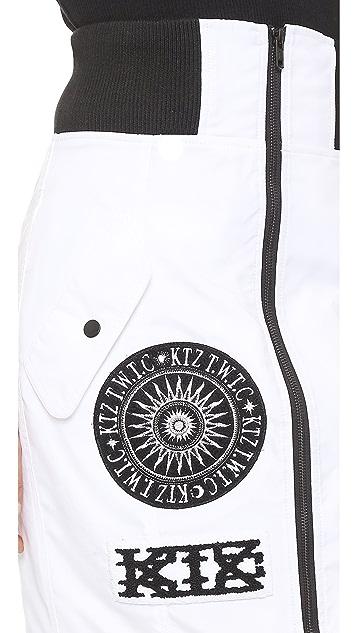 KTZ Bomber Skirt