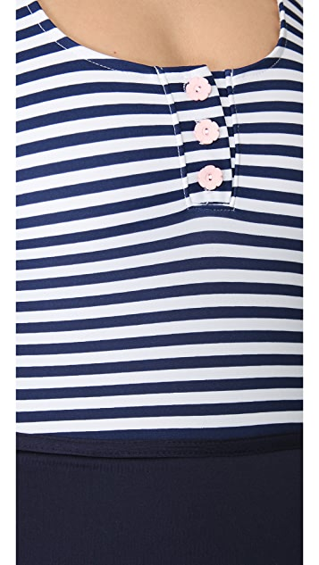 Kushcush Rachel One Piece Swimsuit