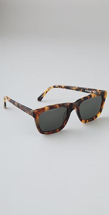 08c7db33456 Karen Walker Deep Freeze Sunglasses
