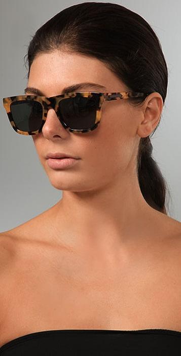 8c687c67fe9a Karen Walker Deep Freeze Sunglasses  Karen Walker Deep Freeze Sunglasses ...