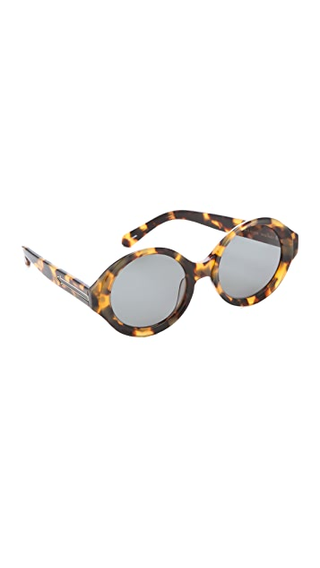 Karen Walker Number Six Sunglasses