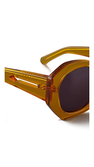Karen Walker Patsy Sunglasses