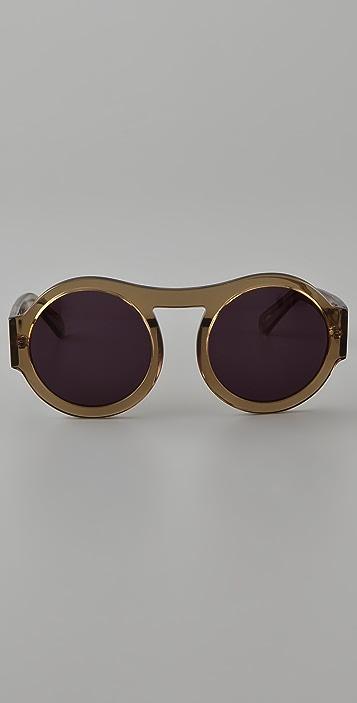Karen Walker Bunny Sunglasses