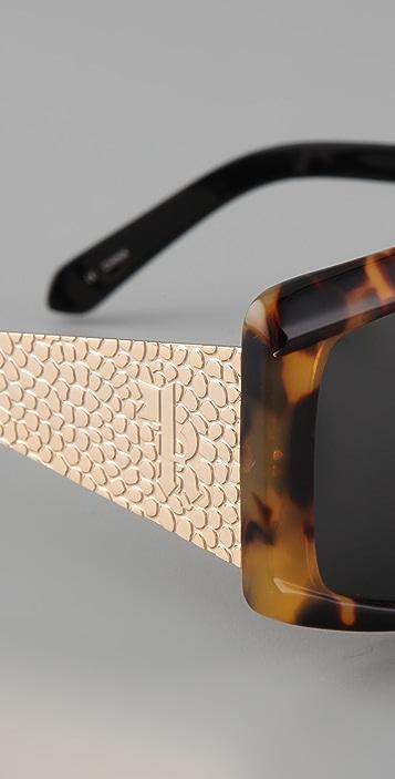 Karen Walker Sol Invictus Sunglasses