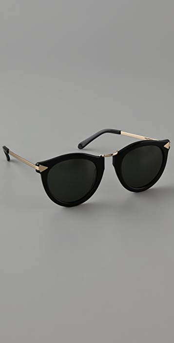 02f3c1109f8e Karen Walker Harvest Sunglasses