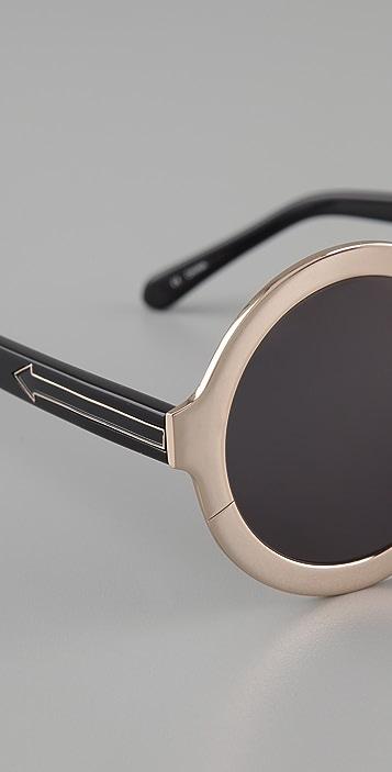 Karen Walker Keep The Faith Sunglasses