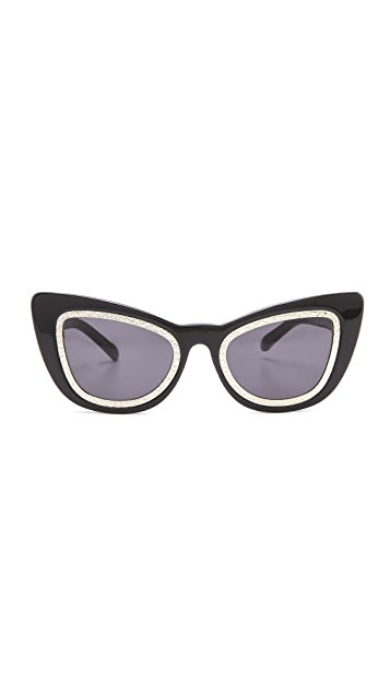 Karen Walker Eclipse Sunglasses