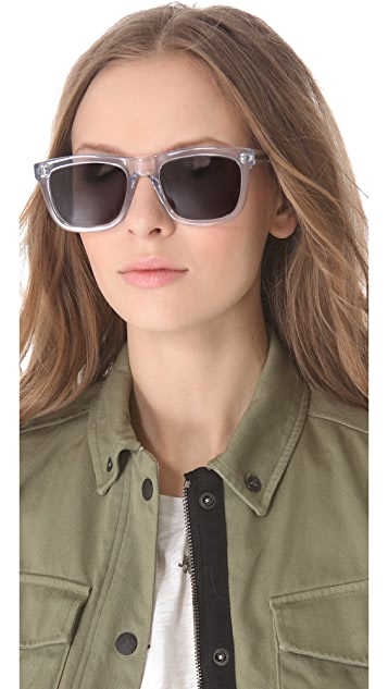 Karen Walker Deep Freeze Sunglasses