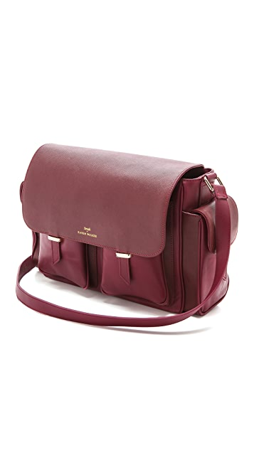 Karen Walker Benah for Karen Walker Mary Satchel