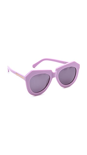 Karen Walker One Worship Sunglasses