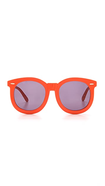Karen Walker Super Worship Sunglasses