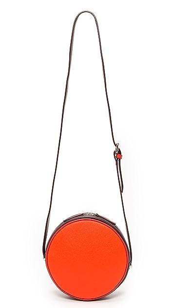 Karen Walker Marion Mini Round Bag