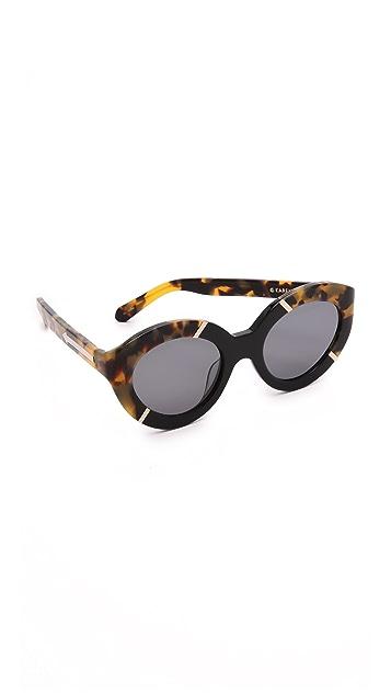 bd9a5d4421a Karen Walker Flowerpatch Sunglasses
