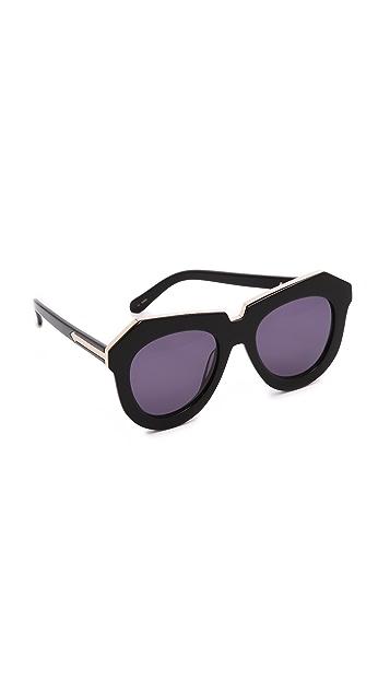 47e07ad2ead Karen Walker One Meadow Sunglasses