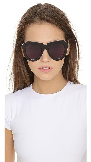Karen Walker One Meadow Sunglasses