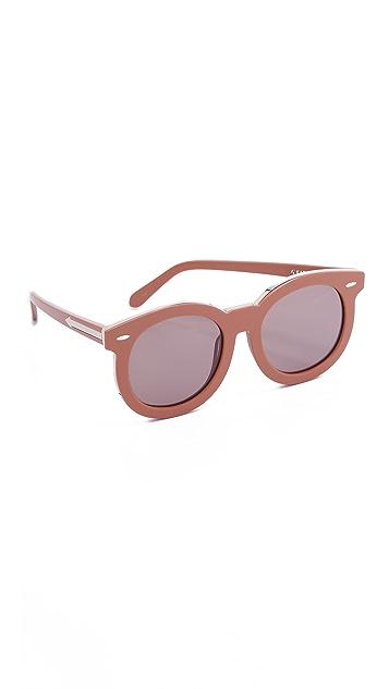 cd6e8301e265 Karen Walker Super Duper Thistle Sunglasses