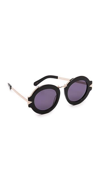 Karen Walker Maze Sunglasses