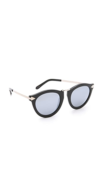 42ef3f6a61f8 Karen Walker Superstars Harvest Sunglasses