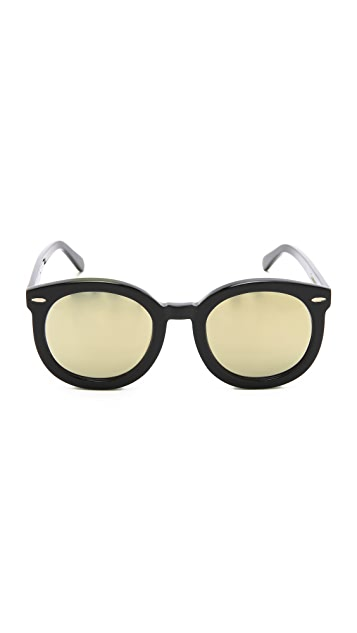Karen Walker Superstars Super Duper Strength Sunglasses