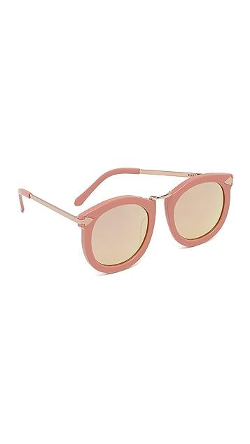 e7381410c65b Karen Walker Super Lunar Sunglasses